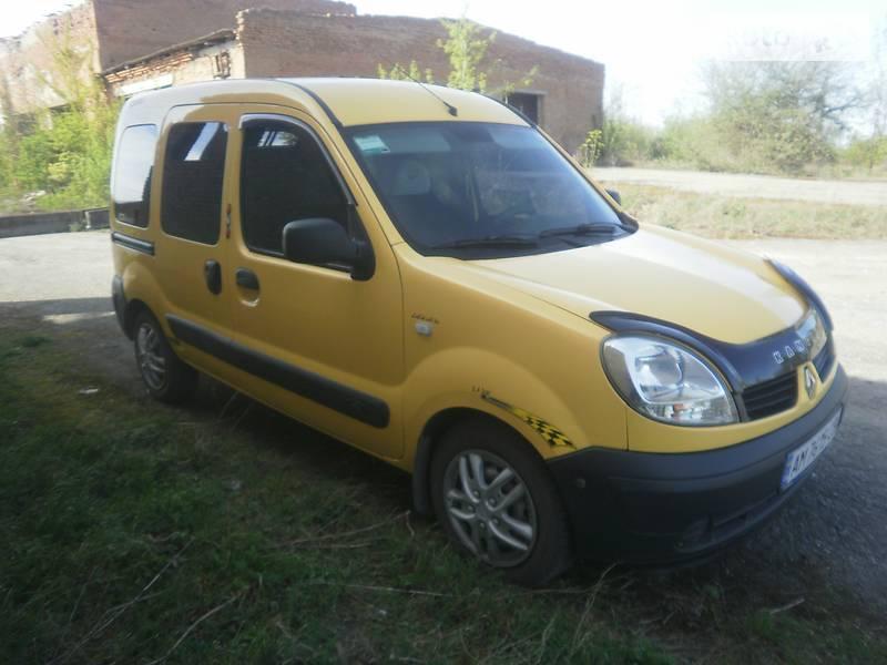 Renault Kangoo пасс. 2008 в Полонном