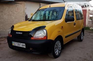 Renault Kangoo пасс. 2000 в Черновцах