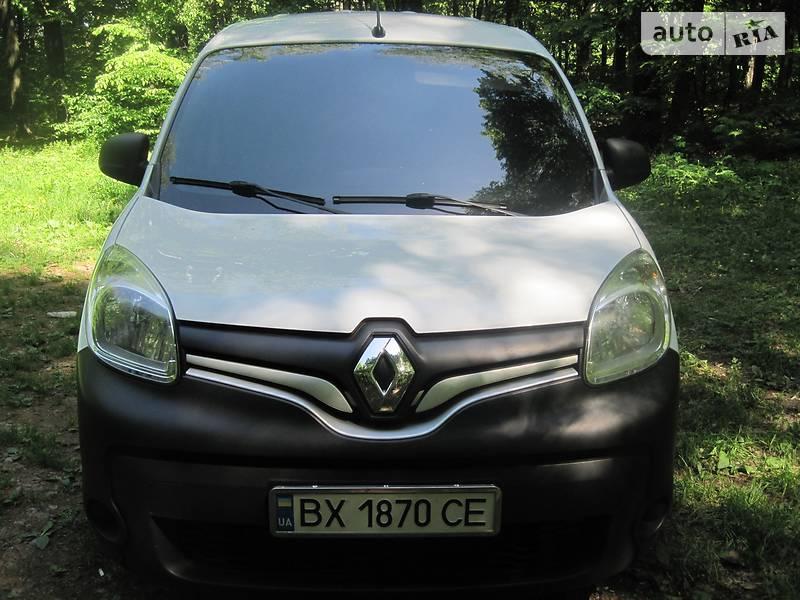 Renault Kangoo пасс. 2013 в Красилове
