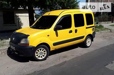 Renault Kangoo пасс. 2002 в Хмельницком