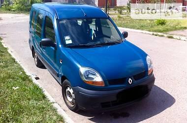 Renault Kangoo пасс. 2003 в Белой Церкви