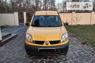 Renault Kangoo пасс. 2007 в Турке