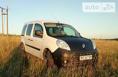 Renault Kangoo пасс. 2009 в Хмельницком