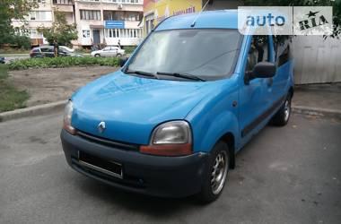 Renault Kangoo пасс. 2002 в Киеве