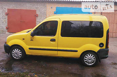 Renault Kangoo пасс. 2001 в Мене