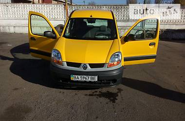 Renault Kangoo пасс. 2004 в Донецке