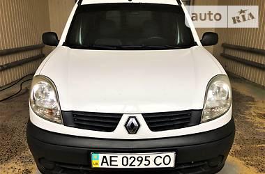 Renault Kangoo пасс. 2007 в Кривом Роге