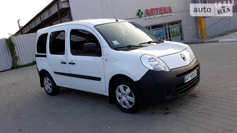 Renault Kangoo пасс. 2009 года в Ивано-Франковске