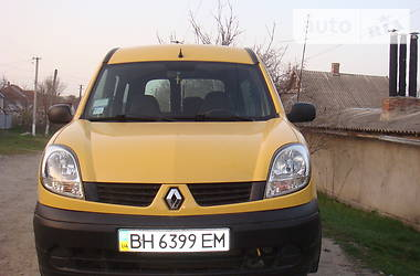 Renault Kangoo пасс. 2007 в Березовке