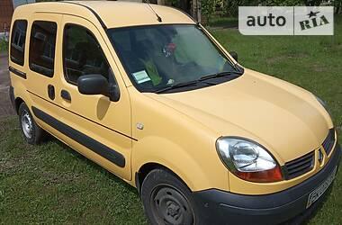 Renault Kangoo пасс. 2006 в Владимирце