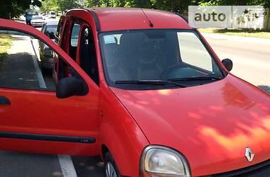 Renault Kangoo пасс. 1998 в Черноморске