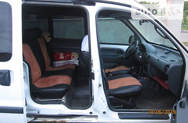 Renault Kangoo пасс. 2001 в Ивано-Франковске