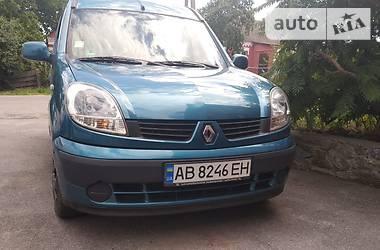 Renault Kangoo пасс. 2007 в Виннице