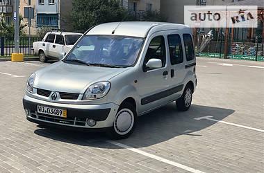 Renault Kangoo пасс. 2003 в Староконстантинове