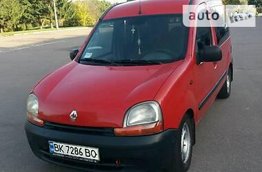 Renault Kangoo пасс. 1998 в Ровно