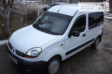 Renault Kangoo пасс. 2007 в Белгороде-Днестровском