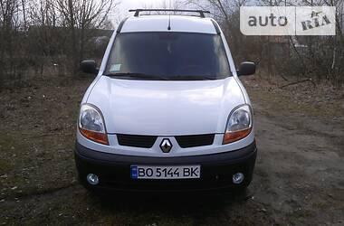 Renault Kangoo пасс. 2004 в Радивилове