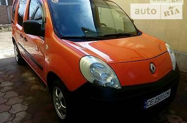 Renault Kangoo пасс. 2009 в Черновцах