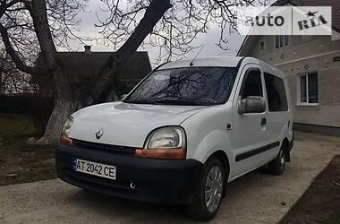 Renault Kangoo пасс. 2000 в Калуше