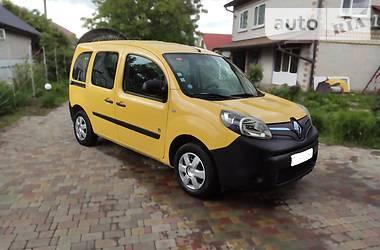 Renault Kangoo пасс. 2013 в Новых Санжарах