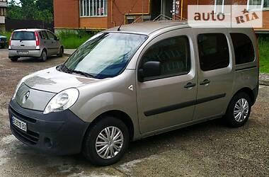 Renault Kangoo пасс. 2010 в Трускавце