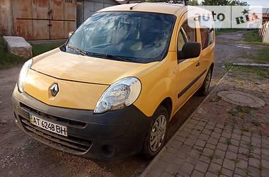 Renault Kangoo пасс. 2010 в Ивано-Франковске