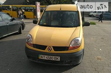 Renault Kangoo пасс. 2006 в Коломые