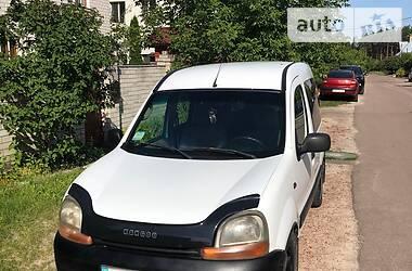 Renault Kangoo пасс. 2002 в Житомире