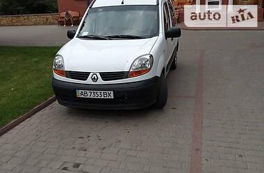 Renault Kangoo пасс. 2006 в Могилев-Подольске