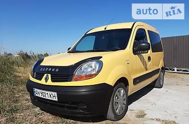 Renault Kangoo пасс. 2006 в Угледаре