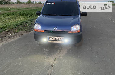 Renault Kangoo пасс. 1999 в Лановцах
