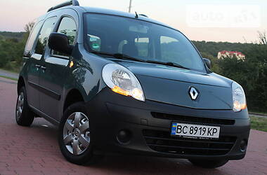 Renault Kangoo пасс. 2009 в Трускавце