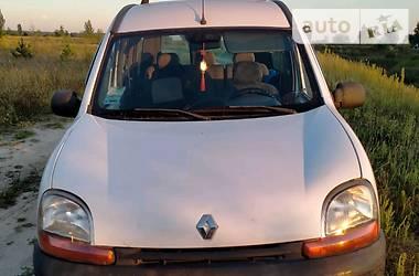 Renault Kangoo пасс. 1999 в Броварах