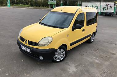 Renault Kangoo пасс. 2007 в Покровске