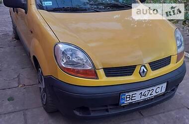 Renault Kangoo пасс. 2004 в Вознесенске