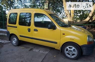 Renault Kangoo пасс. 2000 в Баштанке