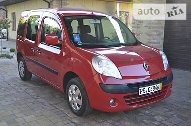 Renault Kangoo пасс. 2011 в Полтаве