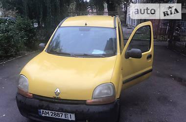 Renault Kangoo пасс. 2000 в Житомире