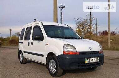 Renault Kangoo пасс. 1999 в Жмеринке