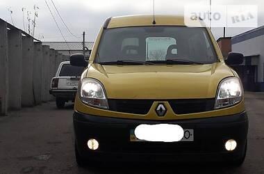 Renault Kangoo пасс. 2007 в Сумах