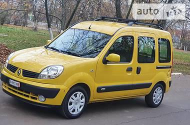 Renault Kangoo пасс. 2006 в Чернигове