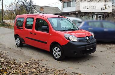Renault Kangoo пасс. 2015 в Новых Санжарах