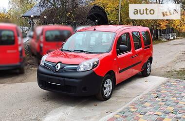 Renault Kangoo пасс. 2016 в Новых Санжарах
