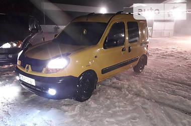 Renault Kangoo пасс. 2003 в Сторожинце
