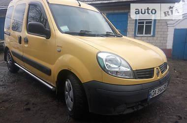 Renault Kangoo пасс. 2007 в Чорнобаї