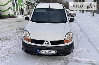 Renault Kangoo пасс. 2006 в Хмельницком