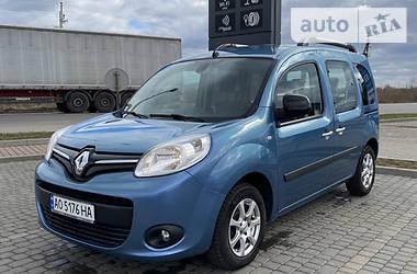 Renault Kangoo пасс. original pass.