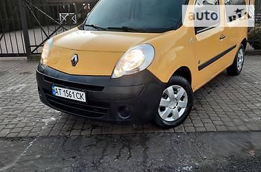 Renault Kangoo пасс. 2013 в Долине