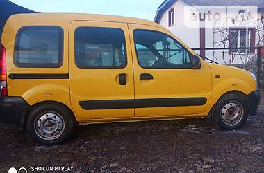 Универсал Renault Kangoo пасс. 2003 в Ужгороде