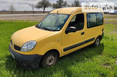 Renault Kangoo пасс. 2008 в Запорожье